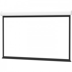 Da-Lite - 20893 - Da-Lite Cosmopolitan Electrol Electric Projection Screen - 123 - 16:10 - Wall/Ceiling Mount - 65 x 104 - High Contrast Matte White