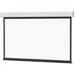 Da-Lite - 20898 - Da-Lite Advantage Manual Manual Projection Screen - 123 - 16:10 - Recessed/In-Ceiling Mount - 65 x 104 - High Contrast Matte White