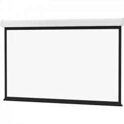 Da-Lite - 20908 - Da-Lite Model C Manual Projection Screen - 123 - 16:10 - Wall/Ceiling Mount - 65 x 104 - High Contrast Matte White