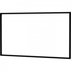 Da-Lite - 20924 - Da-Lite Da-Snap Fixed Frame Projection Screen - 123 - 16:10 - Wall Mount - 65 x 104 - High Contrast Da-Mat
