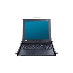 """Raritan - TMCAT17216 - Raritan TMCAT17216 Rackmount LCD with KVM Switch - 16 Computer(s) - 17"""" Active Matrix TFT LCD"""
