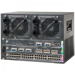 Cisco - WS-C4503E-S6L-1300 - Cisco Catalyst 4503-E Switch Chassis - 2 x Line Card, 1 x Supervisor Engine
