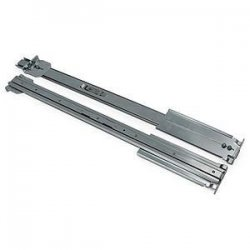 Hewlett Packard (HP) - 332558-B21 - HP Depth Adjustable Fixed Rail Kit - Metal - 300 lb