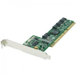 Adaptec - 2170600-R - Adaptec 1420SA Serial ATA II RAID Controller - 300MBps - 4 x 7-pin SATA Serial ATA/300 - Serial ATA Internal