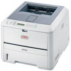 Okidata - 91642801 - Oki B410D LED Printer - Monochrome - 30 ppm Mono - 2400 x 600 dpi - USB - PC, Mac
