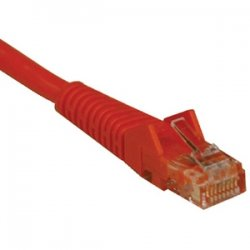 Tripp Lite - N201-020-OR - Tripp Lite 20ft Cat6 Gigabit Snagless Molded Patch Cable RJ45 M/M Orange 20' - 20ft - 1 x RJ-45 Male - 1 x RJ-45 Male - Orange