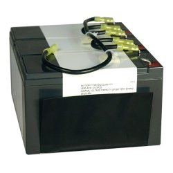Tripp Lite - RBC36-SLT - Tripp Lite UPS Replacement Battery Cartridge 36VDC for select SLT UPS Systems - 36V DC - Spill Proof, Maintenance Free Lead Acid""