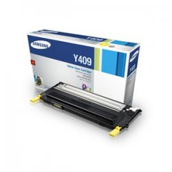 Samsung - CLTY409S - Yellow Toner 1k Yield (clp-315, Clp-315w, Clx-3175fn, Clx-3175fw)