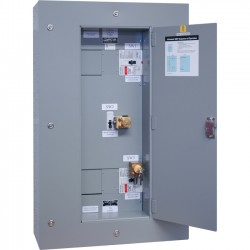 Tripp Lite - SU60KMBPKX - Tripp Lite Wall Mount Kirk Key Bypass Panel 240V for 60kVA International 3-Phase UPS