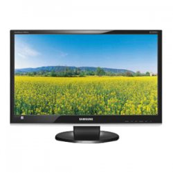 "Samsung - 2494HM - Samsung SyncMaster 2494HM 24"" LCD Monitor - 16:9 - 5 ms - 1920 x 1080 - 16.7 Million Colors - 300 Nit - 1,000:1 - Full HD - DVI - HDMI - VGA"