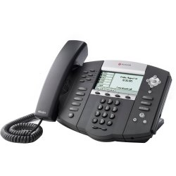 Polycom - 2200-12651-001 - Polycom SoundPoint 650 IP Phone - 2 x 10/100Base-TX , 1 x