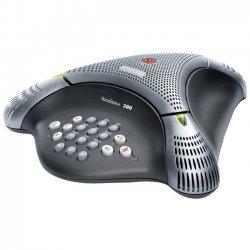 Polycom - 2200-17910-001 - Polycom VoiceStation 300 Conference Station* - 1 x Phone Line(s) - 1 x RJ-11 - Gray