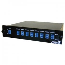 Transition Networks - CWDM-M551LCR - Transition Networks CWDM-M551LCR CWDM Multiplexer - 1 x Network