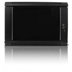 "iStarUSA - WM645B - iStarUSA WM Series Wall-mount Server Cabinet - 23"" 6U"