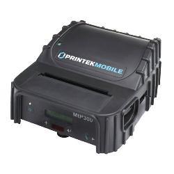 Printek - 91840 - Printek MtP300LP Network Thermal Label Printer - Monochrome - 3.3 in/s Mono - 203 dpi - Serial - Wi-Fi