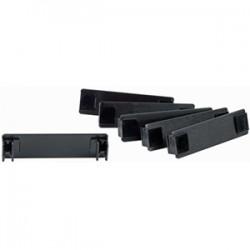 APC / Schneider Electric - AR7582 - APC Cable Retainer - Cable Retainer - Black - 6 Pack