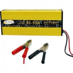 Carmanah Technologies - GPSC-12-10A - Carmanah Go Power. GPSC-12-10A AC Battery Charger - 110V AC, 220V AC - AC Plug
