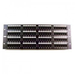 Belkin - F4P338-96-AB5 - Belkin 96-Port CAT 5e Patch Panel - 96 x RJ-45