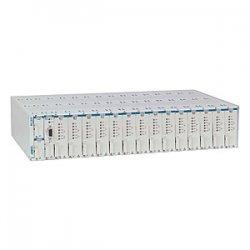 Adtran - 4186001L14 - Adtran MX2820 High-Density M13 Multiplexer - 1 x T3 Network, 1 x T1 Network - 1.54Mbps T1 , 44.73Mbps T3