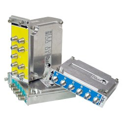 Cisco - 591816 - Cisco 9908FF 8-Way Forward Module Signal Splitter/Combiner - 8-way - 1 GHz - 50 MHz to 1 GHz