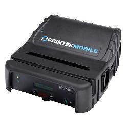 Printek - 92060 - Printek MtP400 Network Thermal Receipt Printer - Monochrome - 3.3 in/s Mono - 203 dpi - Serial - Wi-Fi