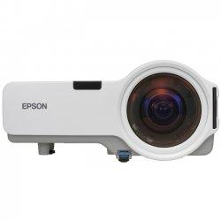 Epson - V11H281020 - Epson PowerLite 400W Multimedia Projector - 1280 x 720 WXGA - 1800lm - 16:10 - 7.94lb