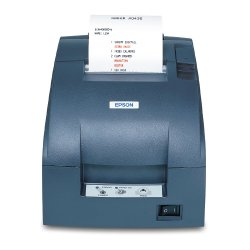 Epson - C31C516103 - Epson TM-U220A POS Receipt Printer - 9-pin - 6 lps Mono - Parallel