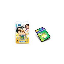 Transcend - TS128MMC4 - Transcend 128MB MMCplus Card - 128 MB