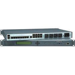 Lantronix - SLB088412-02 - Lantronix SecureLinx SLB Branch Office Manager - Twisted Pair - 10 x Network (RJ-45) - 1 x USB - 10/100Base-TX - Fast Ethernet - Management Port