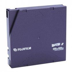 Fujifilm - 26220001 - Fujifilm LTO Ultrium-2 Tape Cartridge - LTO-2 - 200 GB (Native) / 400 GB (Compressed) - 1998 ft Tape Length - 1 Pack