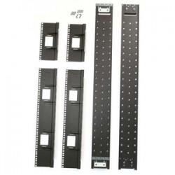 APC / Schneider Electric - AR7578 - APC Wide Recessed Rail Kit - Black