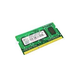 Transcend - TS128MSK64V1U - Transcend 1GB DDR3 SDRAM Memory Module - 1GB - 1066MHz DDR3-1066/PC3-8500 - Non-ECC - DDR3 SDRAM - 204-pin SoDIMM