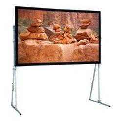 Draper - 241078 - Draper Ultimate Folding Screen Projection Screen - 106 - 16:9 - Surface Mount - 50.5 x 90.5 - CineFlex CH1200V