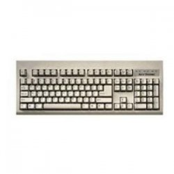 Keytronic - E06101USB-C - Keytronic E06101USB-C Keyboard - USB - 104 Keys - Beige - English