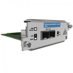 Hewlett Packard (HP) - J9008A - HP ProCurve 10GbE SFP+ Expansion Module - 2 x XFP