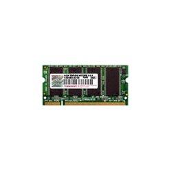 Transcend - TS64MSD64V4J - Transcend 512MB DDR SDRAM Memory Module - 512MB - 400MHz DDR400/PC3200 - Non-ECC - DDR SDRAM - 200-pin SoDIMM