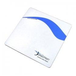 """Ergotron - 85-025-079 - Ergotron Mouse Pad - 0.19"""" x 7"""" x 7"""" - Blue, White"""