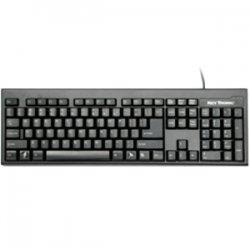 Keytronic - KT400P2 - Keytronic KT400 Keyboard - PS/2 - Black