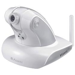 Asante - 99-00831 - Asante Network Camera - Color - 640 x 480 - 3.60 mm - CMOS - Wireless, Cable - Wi-Fi