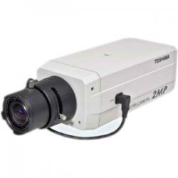 Toshiba - IK-WB30A - Toshiba IK-WB30A Network Camera - Color - CS Mount - 1600 x 1200 - CMOS - Cable - Fast Ethernet