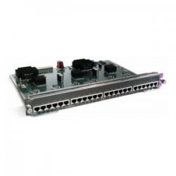 Cisco - WS-X4248-RJ45V-RF - Cisco Fast Ethernet PoE Line Card - 48 x 10/100Base-TX