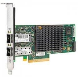 Hewlett Packard (HP) - 581201-B21 - HP NC550SFP Dual Port Fiber Optic Card - PCI Express x8 - Full-height