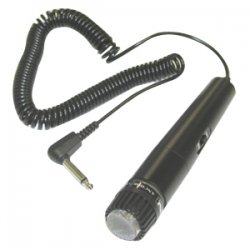 Anchor Audio - MIC-50 - Anchor Audio MIC-50 Microphone - Dynamic - Handheld - 30Hz to 18kHz - Cable