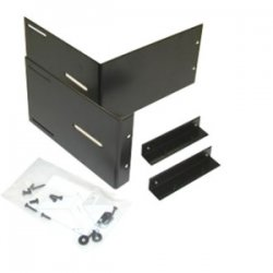 Anchor Audio - RM-1BK+ - Single Rack Mount Kit - Black