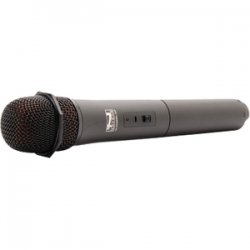 Anchor Audio - WH-6000 - Anchor Audio WH-6000 Microphone - Electret - Handheld - Wireless