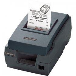 "Bixolon / Samsung KPS - SRP-270CUG - Bixolon SRP-270 Dot Matrix Printer - Monochrome - Desktop - Receipt Print - 2.49"" Print Width - 4.6 lps Mono - 80 x 144 dpi - USB - Plain Paper, Receipt - 3.39"" Label Width"