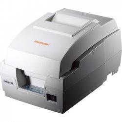 Bixolon / Samsung KPS - SRP-270DP - Bixolon SRP-270D Dot Matrix Printer - Monochrome - Desktop - Receipt Print - 2.49 Print Width - 4.6 lps Mono - 80 x 144 dpi - Parallel - 3.39 Label Width