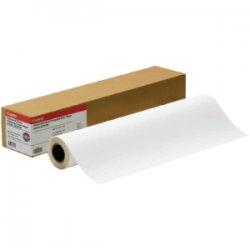 "Canon - 0826V692 - Canon 0826V692 Inkjet Print Canvas - 60"" x 40 ft - 370 g/m² Grammage - Matte - 1 Roll - Bright White"