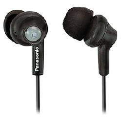 Panasonic - RP-HJE270-K - Earphone - Wired - Inner Earbud - 6-24000