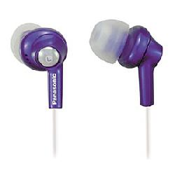 Panasonic - RP-HJE270-V - Earphone - Wired - Inner Earbud - 6-24000hz